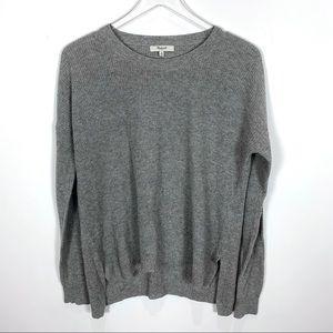 Madewell Warmlight pullover sweater merino wool